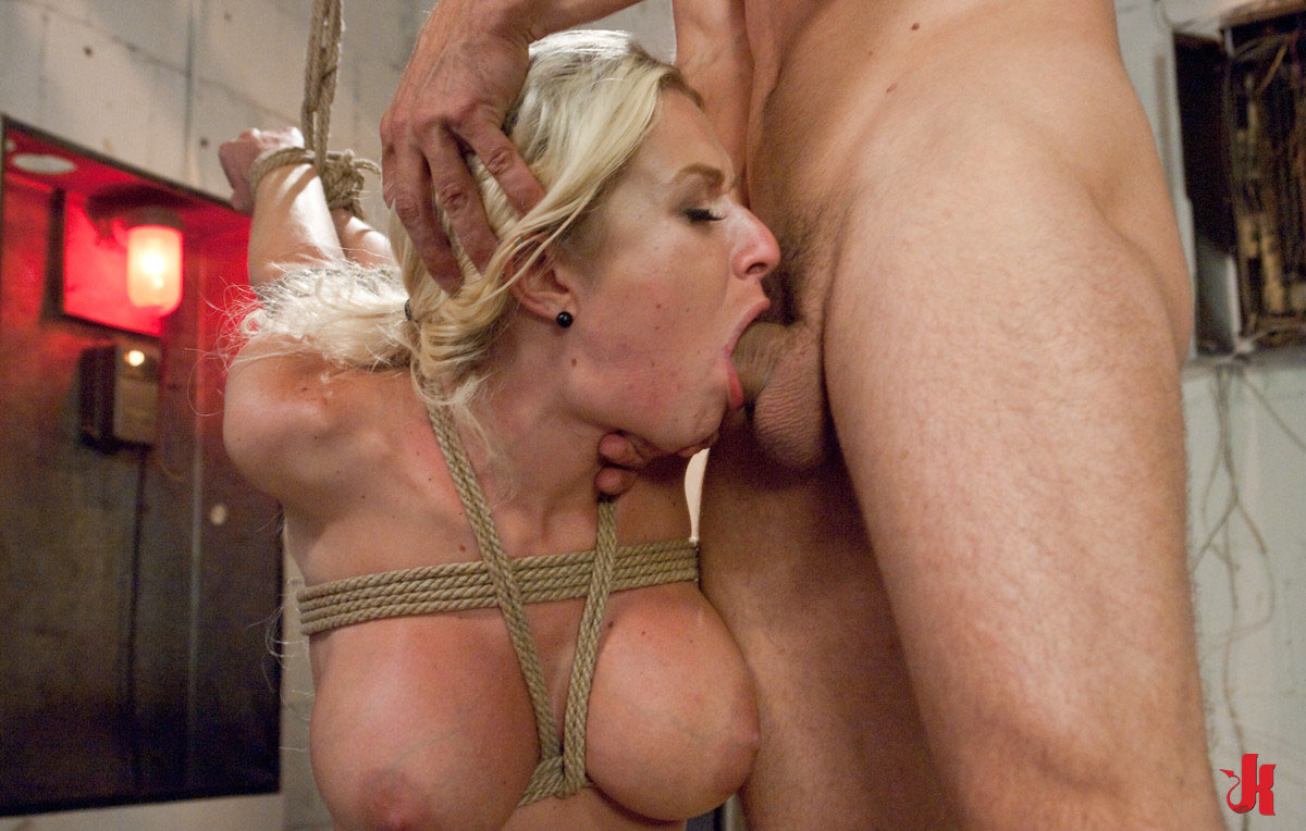 Would Sex and submission big tits casually