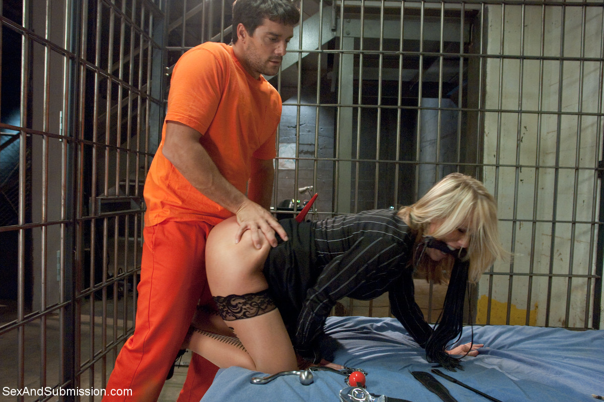 Sex on cell block
